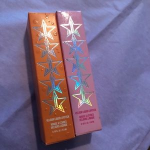 Jeffree Star liquid lipsticks
